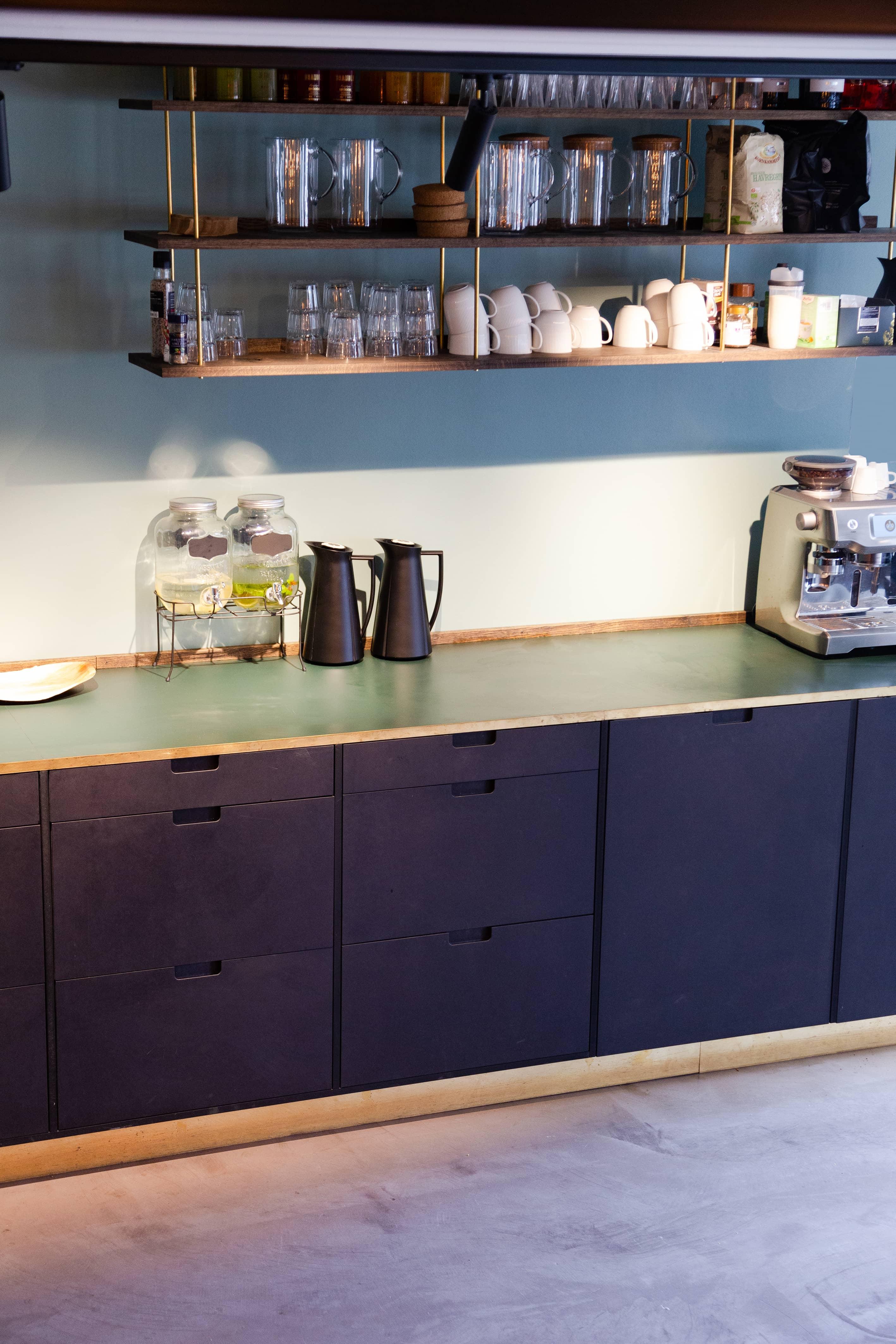 Lean Milo, The Office Spot, Frederiksberg